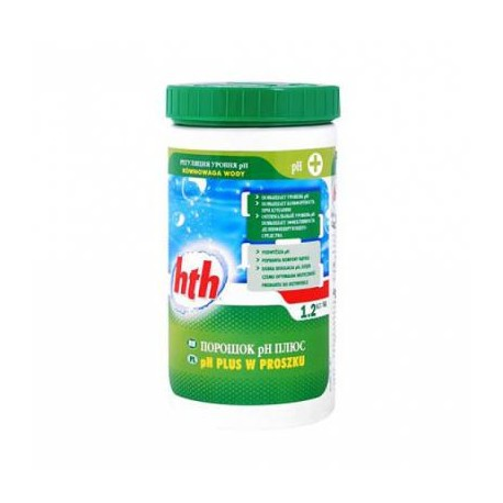 HTH ph plus w proszku 1,2 kg